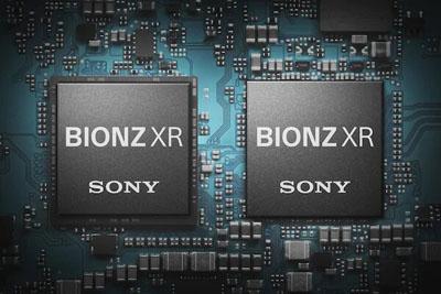 Nouvelle architecture et processeur BIONZ XR
