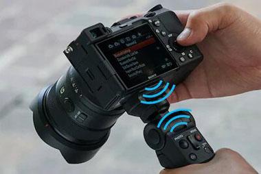 Accessoires pour des vlogs rapides de haut niveau