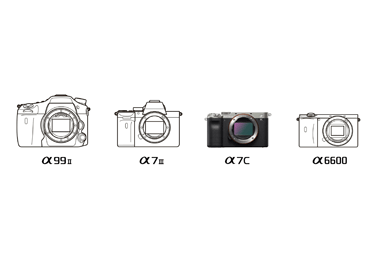 Imagerie plein format dans un boîtier compact : captage de la lumière optimal pour des images de haute qualité à faible bruit