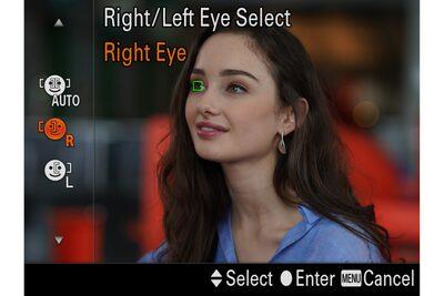 Sélection œil droit / gauche pour tous les besoins