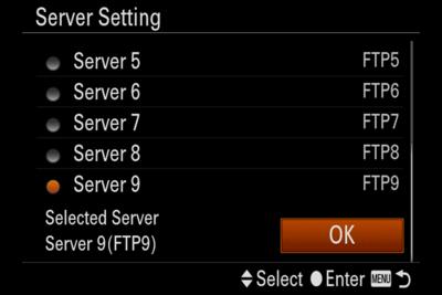 Transfert FTP en arrière-plan