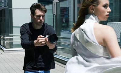 Mode actif pour tournage à la main