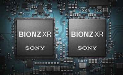 Processeur BIONZ XR jusqu'à 8 fois plus puissant