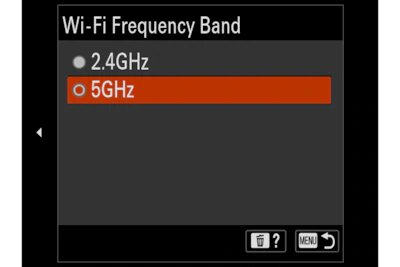 5 GHz Compatible Wi-Fi