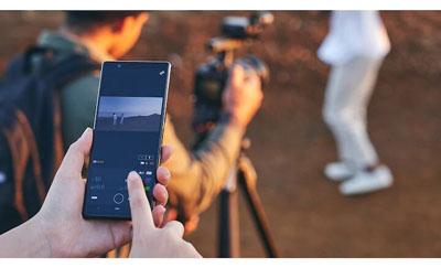 Télécommande via smartphone