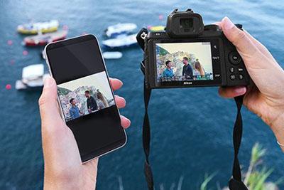 Transférez vos images instantanément
